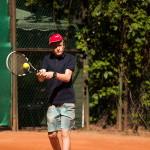 Летний теннисный лагерь