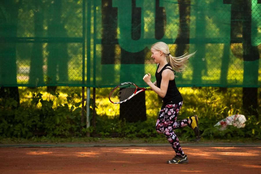 Оздоровительный теннис