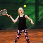 Детский теннисный лагерь